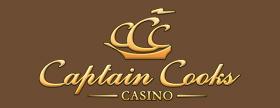 Bonus de bienvenue au casino Captain Cooks