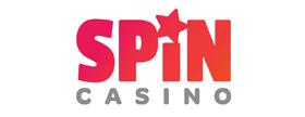 Bonus de bienvenue au Spin casino